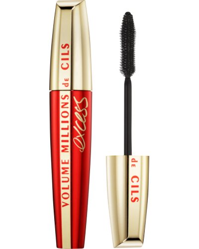 Volume Million Lashes Excess Mascara Black