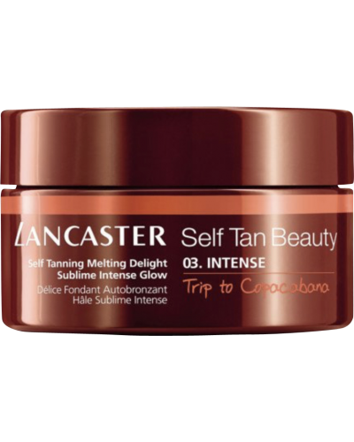 Self Tan Beauty Body Melting Delight 03 Intense