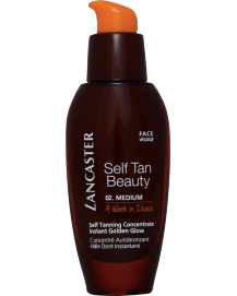Self Tan Beauty Face Tanning Concentrate