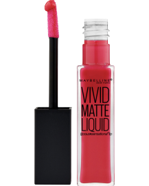 Color Sensational Vivid Matte Liquid 35 Rebel Red