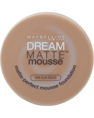 Dream matte mousse 020 Cameo