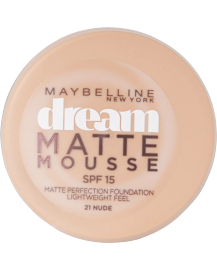 Dream matte mousse 021 Nude