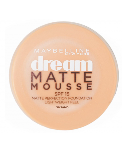 Dream matte mousse 030 Sand