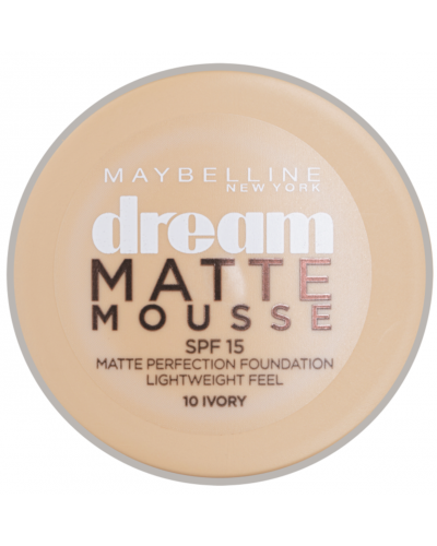 Dream Matte Mousse Foundation 048 Sun Beige