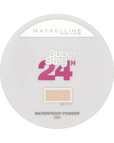 Superstay 24H Waterproof Powder 010 Ivory