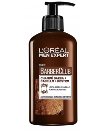 Men Expert Barber Club Shampoo