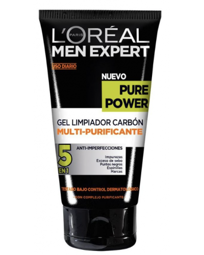 Men Expert Pure Power Cleansing Gel