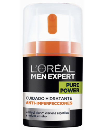 Men Expert Pure Power Moisturizing Gel