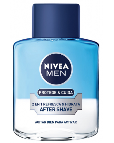 Men Protect & Hidrate Aftershave 2-in-1