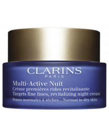 Multi-Active Nuit Normal to Dry Skin