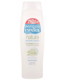 Natura Sensitive Skin Shower Gel