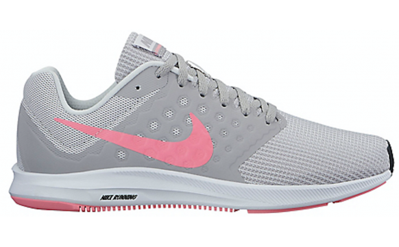 Wmns Downshifter 7 Grey / Pink