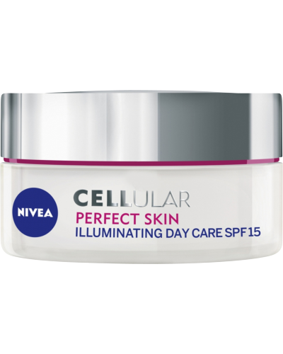 Cellular Perfect Skin Radiant Day Cream SPF 15
