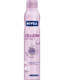 Double Effect Deodorant Spray