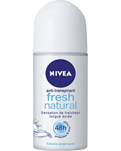 Fresh Natural Roll-On Deodorant