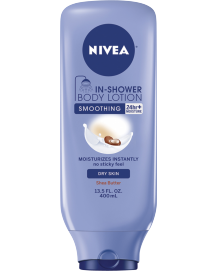 In Shower Shea Butter Body Lotion