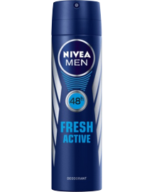 Men Fresh Active Deodorant Spray