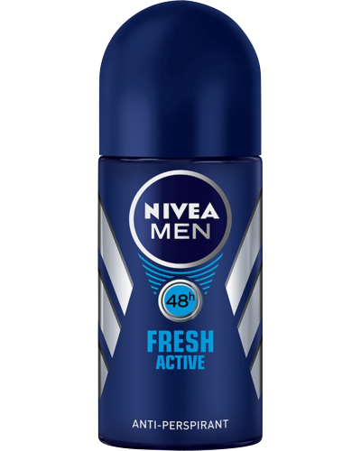 Men Fresh Active Roll-On Deodorant