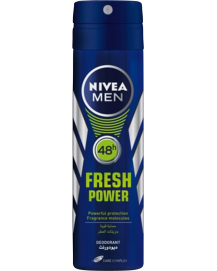 Men Fresh Power Deodorant Spray
