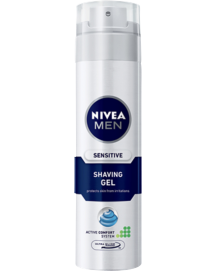 Men Sensitive Shaving Gel