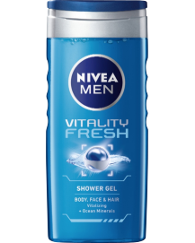 Men Vitality Fresh Shower Gel