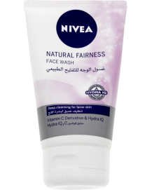 Natural Fairness Face Wash