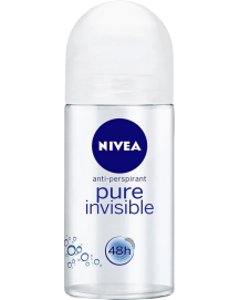 Pure Invisible Roll-On Deodorant