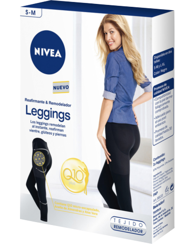Q10 Firming Leggings S-M