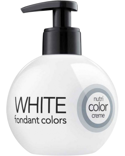 Nutri Color Creme 000 White