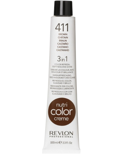 Nutri Color Creme 411 Brown