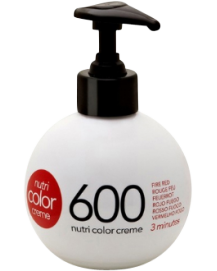 Nutri Color Creme 600 Fire Red
