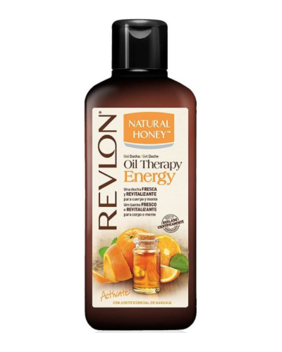 Oil Therapy Energy Shower Gel