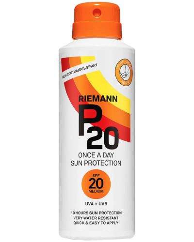 Continuous Spray SPF 20