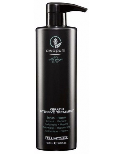 Awapuhi Wild Ginger Keratin Intensive Treatment