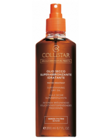 Perfect Tanning Sun Protection Dry Oil