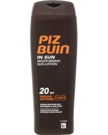 In Sun Moisturising Lotion SPF 20