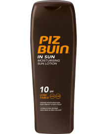 In Sun Moisturising Lotion SPF 10