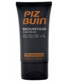 Mountain Sun Cream SPF 15