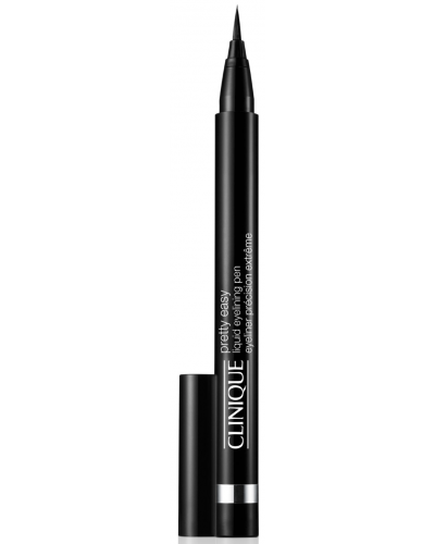 Pretty Easy Liquid Eyelining Pen 01 Black