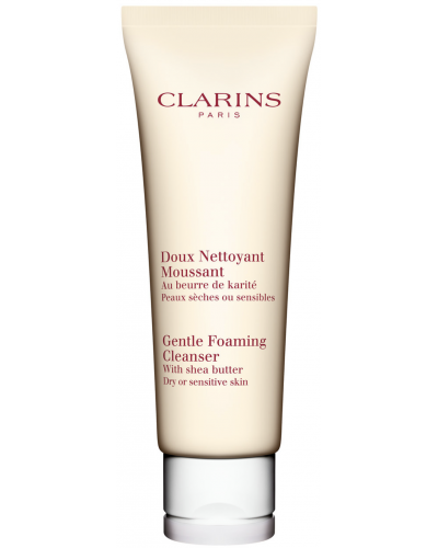 Foaming Cleanser With Shea Butter Dry Or Sensitive