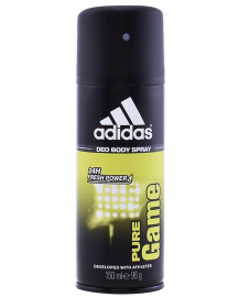Pure Game Deodorant Spray