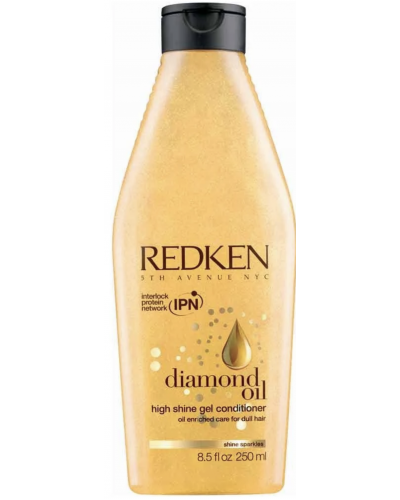 Diamond Oil High Shine Gel Conditioner