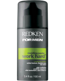 For Men Molding Paste Work Hard