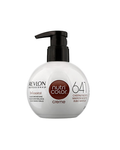 Nutri Color Creme 641Chestnut Blonde