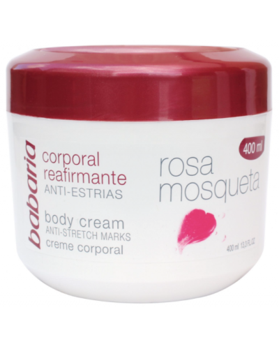 Refirming Anti Stretch Marks Body Cream Rose Hip