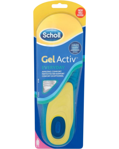 Gel Activ Insoles Every Day Women