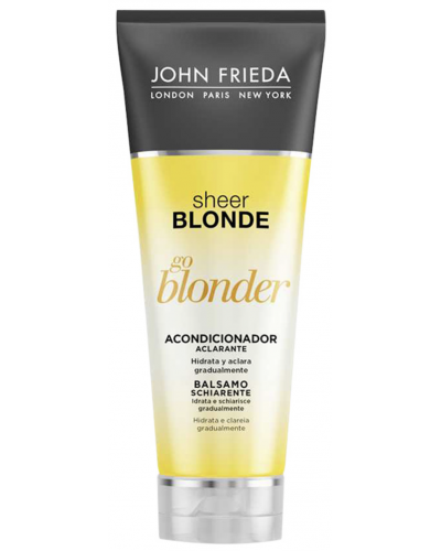 Sheer Blonde Lightening Conditioner