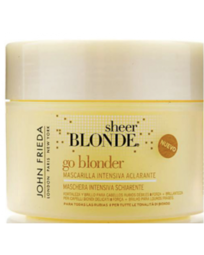 Sheer Blonde Intensiv Lightening Mask