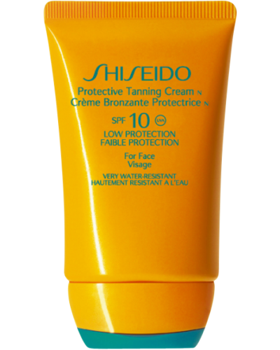 Protective Tanning Cream SPF 10 For Face