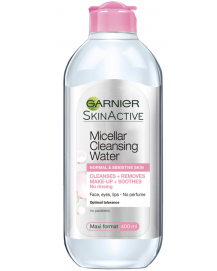 Skin Active Micellar Cleansing Water